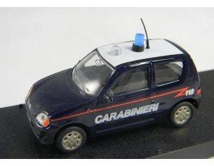 Giocher F600/C FIAT 600 CARABINIERI Modellino