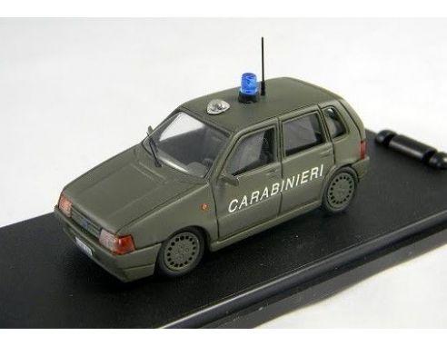 Giocher U01/02C FIAT UNO II SERIE CARABINIERI 1/43 Modellino