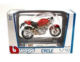 Bburago BU51031 DUCATI MONSTER 900 1:18 Modellino