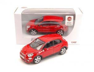 Mondo Motors MM53201 FIAT 500X 2014 RED 1:43 Modellino