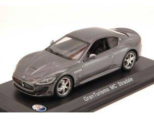 White Box WBS040 MASERATI GRANTURISMO MC STRADALE 2010 METALLIC DARK GREY 1:43 Modellino