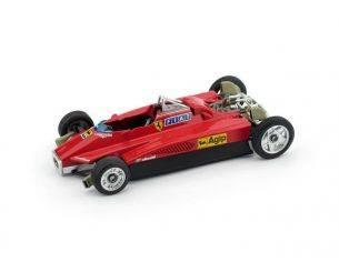 Brumm BM0267M FERRARI 126 C2 MULETTO/T CAR S.MARINO GP 1982 LIM.300 1:43 Modellino