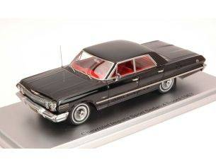 Kess Model KS43027000 CHEVROLET IMPALA SPORT SEDAN 4 DOORS 1963 BLACK ED.LIM.PCS 250 1:43 Modellino