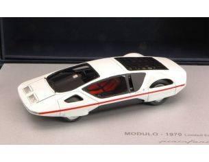 Mondo Motors MMPF003 MODULO PININFARINA 1970 WHITE 1:43 Modellino