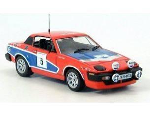 Ixo model RAC057 TRIUMPH TR 7 V 8 N.5 1978 1:43 Modellino