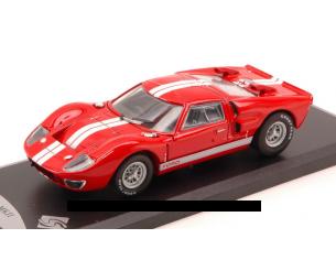 Solido SL143751 FORD GT40 MKII 1966 RED 1:43 Modellino