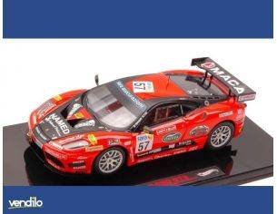 Hot Wheels HWW1776 FERRARI 430 GT3 N.57 WINNER ITALIAN GT3 2009 1:43 Modellino