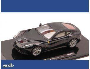 Hot Wheels HWX5501 FERRARI F12 BERLINETTA 2012 BLU POZZI 1:43 Modellino
