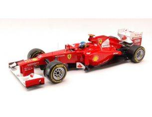 Hot Wheels HWX5520 FERRARI F.ALONSO 2012 1:18 Modellino