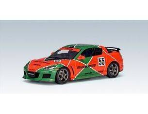 Auto Art / Gateway 60443 MAZDA SPEED RX-8 LIVREA 787B 1/43 Modellino