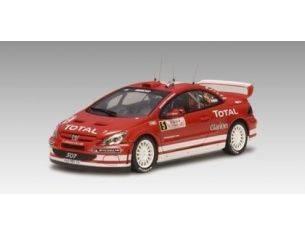 Auto Art / Gateway 60455 PEUGEOT 307 WRC 2004 1/43 Modellino
