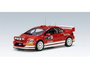 Auto Art / Gateway 60556 PEUGEOT 307 WRC'05 GERMAN RALLY 1/43 Modellino