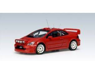 Auto Art / Gateway 60557 PEUGEOT 307 WRC RED 1/43 PLAIN BODY Modellino