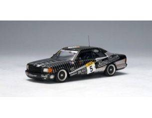 Auto Art / Gateway AA68931 MERCEDES 500 SEC N.5 SPA 1989 1:43 Modellino