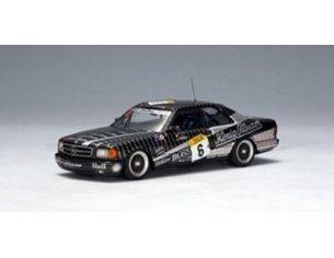 Auto Art / Gateway AA68932 MERCEDES 500 SEC N.6 SPA 1989 1:43 Modellino