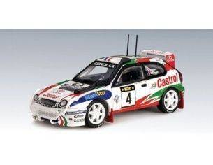 Auto Art / Gateway 69981 TOYOTA COROLLA WRC n.4 KENYA'99 1/43 Modellino