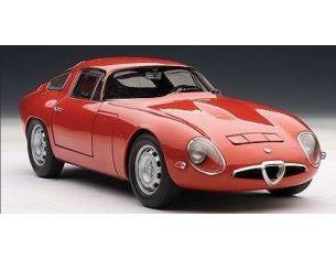 Auto Art / Gateway AA70196 ALFA ROMEO TZ 1963 RED 1:18 Modellino