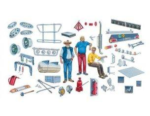 Italeri IT0720 ACCESSORI TRUCK KIT 1:24 Modellino