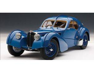 Auto Art / Gateway AA70942 BUGATTI 57S ATLANTIC 1938 BLUE 1:18 Modellino