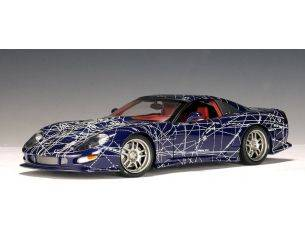 Auto Art / Gateway 71014 CALLAWAY C12 MUKO CAR BLUE 1/18 Modellino