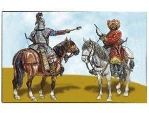 Italeri IT6864 MONGOLS KIT 1:32 Modellino