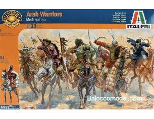 Italeri IT6882 GUERRIERI ARABI KIT 1:32 Modellino