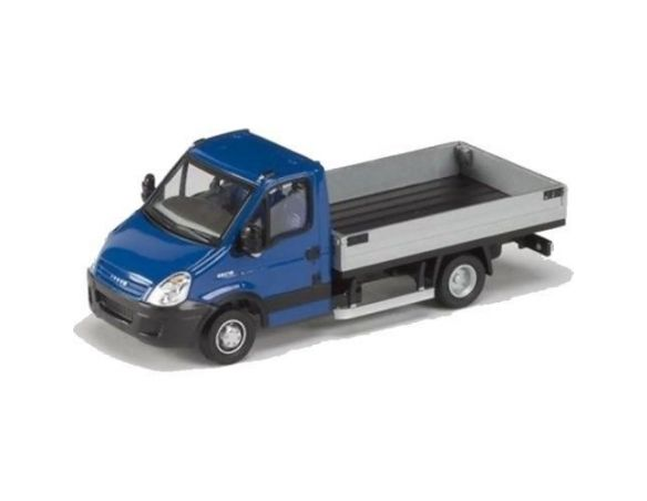 Agritec Model 121.3 IVECO DAILY CAB BLUE 1/43 Automezzi 1/43