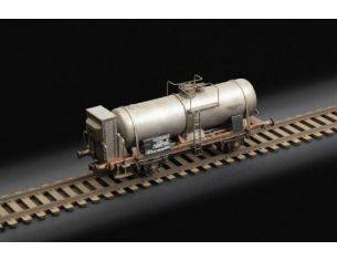 Italeri IT8706 M TANK CAR W/BRAKEMAN'S KIT 1:87 Modellino