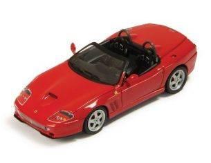 Ixo model FER020 FERRARI 550 BARCHETTA 2000 RED 1:43 Modellino