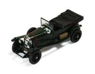 Ixo model LM1927 BENTLEY SPORT N.3 WINNER LM 1927 BENJAFIELD-DAWIS 1:43 Modellino