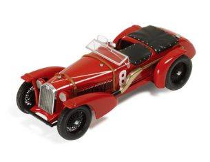Ixo model LM1932 A.ROMEO 8 C N.8 WINNER LM 1932 1:43 Modellino