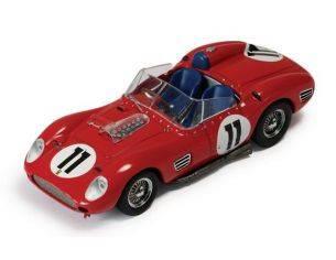 Ixo model LM1960 FERRARI TR 60 N.11 WINNER LE MANS 1960 GENDEBIEN-FRERE 1:43 Modellino