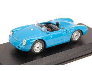 Best Model BT9584 PORSCHE 550 RS 1957 4 CIL.110 CV AZZURRO 1:43 Modellino