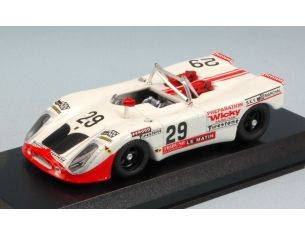 Best Model BT9581 PORSCHE 908/2 FLUNDER N.29 17th LM 1971 WICKY-OLIVAR 1:43 Modellino