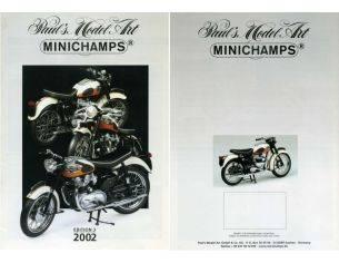 Minichamps PMCAT2002-3 CATALOGO MINICHAMPS 2002 EDITION 3 PAG.23 Modellino