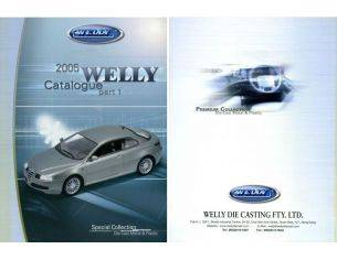 Welly WECAT2005 CATALOGO WELLY 2005 PART 1 PAG.93 Modellino