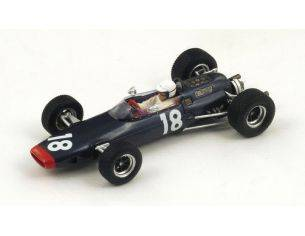 Spark Model S4480 LOTUS 25 BRM C.IRWIN 1967 N.18 7th DUTCH GP 1:43 Modellino