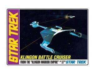 AMT AMTS720 STAR TREK FROM THE KLINGON WARRIOR EMPIRE KIT 1:650 Modellino