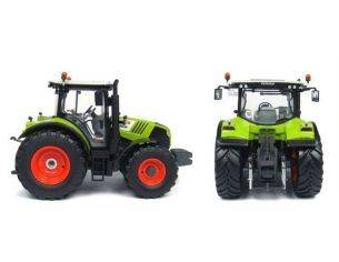 Universal Hobbies UH4298 TRATTORE CLAAS ARION 550 WITH FRONT WEIGHT 1:32 Modellino
