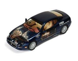 Ixo model MOC053 MASERATI CAMBIOCORSA 2002 FALL OF BERLIN WALL 1989 1:43 Modellino