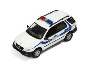 Ixo model MOC090 MERCEDES ML 320 2003 POL.ALAB.1:43 Modellino