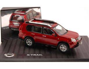 Paudi Model PD4312R NISSAN X-TRAIL 2008 METALLIC RED 1:43 Modellino