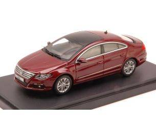 Paudi Model PD4307R VW PASSAT CC 2011 METALLIC RED 1:43 Modellino