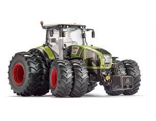 Wiking WK7328 TRATTORE CLAAS AXION 950 RUOTE GEMELLATE 1:32 Modellino
