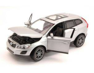 Ixo model RAT41600S VOLVO XC60 2013 SILVER 1:24 Modellino