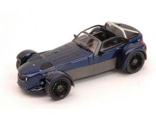 Ixo model MOC152 DONKERVOORT D&GT0 2013 NIGHT BLUE 1:43 Modellino