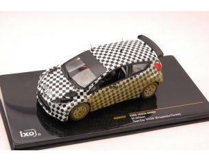 Ixo model RAM443 FORD FIESTA S2000 TEST CAR GREYSTOKE FOREST 2009 1:43 Modellino