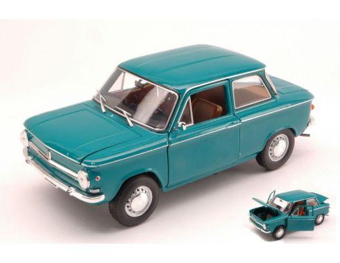 nostalgie nt015 nsu prinz 4l 1970 green 1 24 modellino. Black Bedroom Furniture Sets. Home Design Ideas