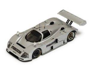 Ixo model LMC127 MAZDA 787 B TEST VERSION 1991 1:43 Modellino