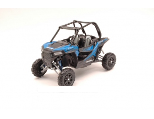 New Ray NY57593BL ATV POLARIS RZR XP 1000 BLUE 1:18 Modellino
